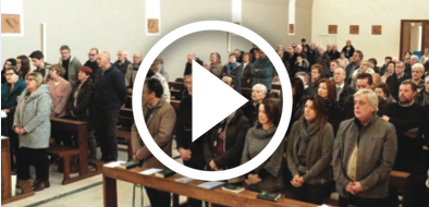 Santa Messa in streaming a Casa dell'Immacolata a Vicenza